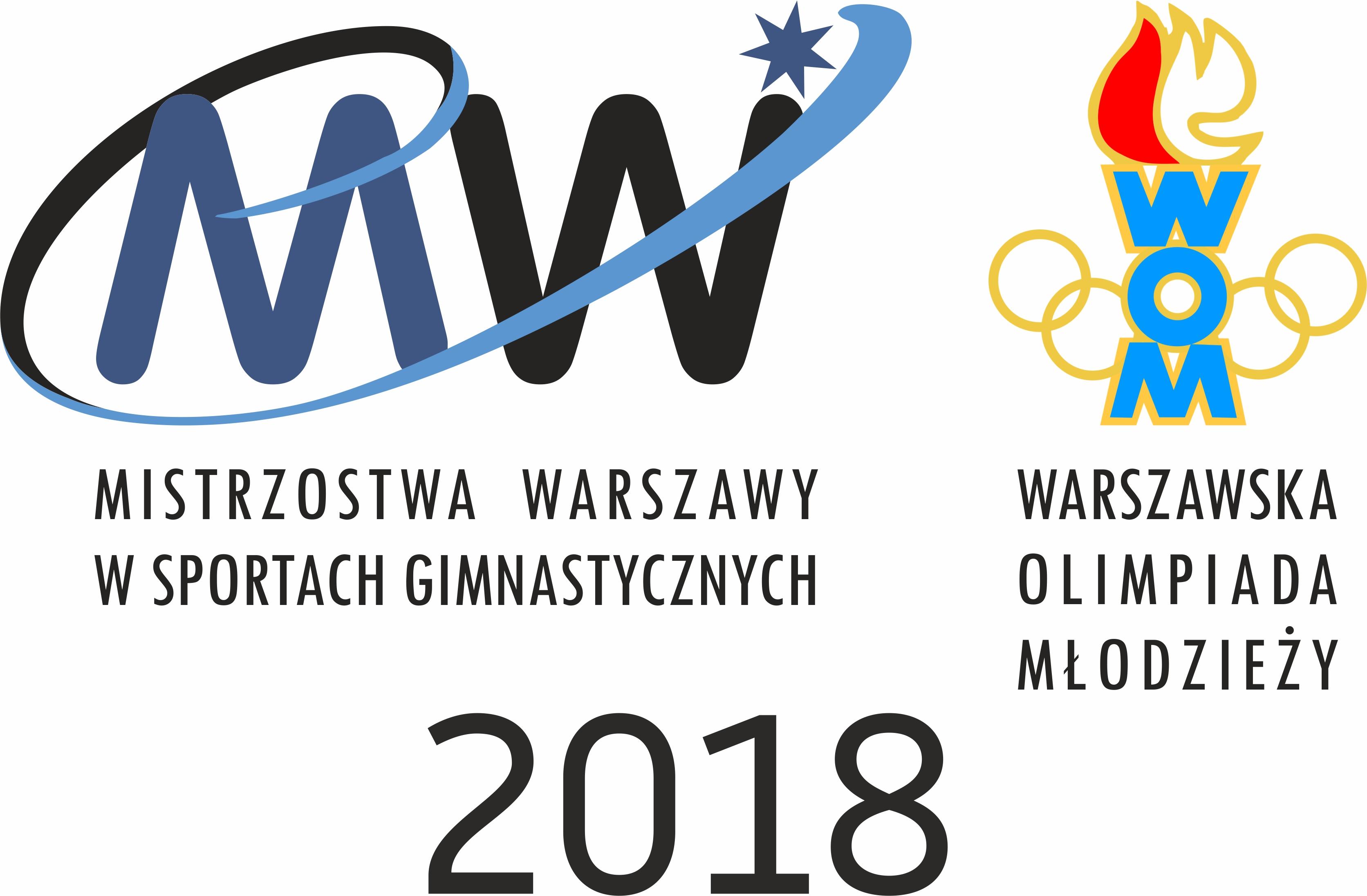 Warszawska Olimpiada Młodzieży w relacji klubowej – ranking 2018